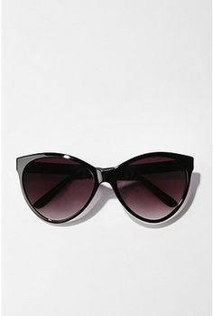cat eye sunglasses, Urban Outfitters, $14.00