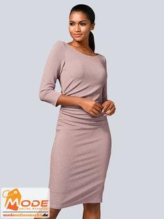Um Ihren femininen Stil zu unterstreichen empfehlen wir Ihnen dieses Kleid mit schmeichelndem Rückenausschnitt von... #BAUR #AlbaModa #Rabatt #25 #Marke #Alba #Moda #Material #Elasthan #Polyamid #Viskose #Onlineshop #BAUR #Damen #Bekleidung #Damenmode #Kleider #Sale #Sommerkleider | sportliche Outfits, Sport Outfit | #mode #modeonlinemarkt #mode_online #girlsfashion #womensfashion Alba Moda, Sport Outfit, Trends, Mode Online, Skirts, Material, Silhouette, Fashion, Pink