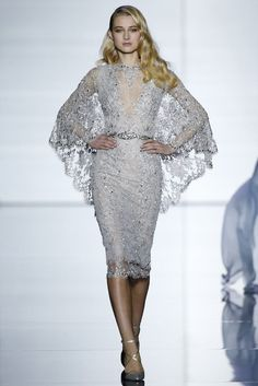 nice Zuhair Murad Couture Spring 2015 - Slideshow Fashion Check more at http://pinfashion.top/pin/51345/