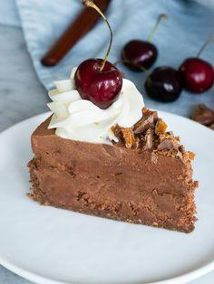 Fudge Brownies, Mousse, Cupcakes, Ballerina, Oreo Cheesecake, Fika, Pavlova, Dessert Recipes, Desserts