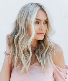 8+ Most Attractive Salty Blonde Medium Shaggy Hairstyles to Get A Next Levely Beauty Medium Blonde, Medium Long Hair, Medium Hair Styles, Short Hair Styles, Elegant Hairstyles, Pretty Hairstyles, Hairstyle Ideas, Bangs Hairstyle, Blonde Hairstyles