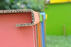 Mobiliario infantil 100% reciclable Upcycling, Creativity, Colors