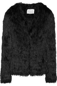 Maison Martin Margiela|Handmade tasseled jacket|NET-A-PORTER.COM - StyleSays