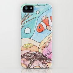 Ocean Reef iPhone & iPod Case