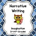 This narrative writing unit includes two writing projects that will cover three or more weeks of your writing plans. Students will write about a ve...