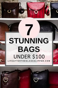These budget purses are the perfect budget fashion accessories. The best budget bags are perfect for fall outfit ideas. Budget Fashion, Cheap Fashion, Polo Outfit, Glass Slipper, Quilted Bag, Day Bag, Best Budget, High End Fashion, Brighten Your Day