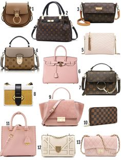 84 Best Designer Bag Dupes Images