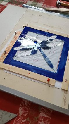 Top 11 Stained Glass Soldering Tips - Learn How to Solder Glass Art - Tools And Tricks Club Dragonfly Stained Glass, Stained Glass Ornaments, Tiffany Stained Glass, Stained Glass Flowers, Faux Stained Glass, Stained Glass Lamps, Stained Glass Panels, Stained Glass Projects, Stained Glass Patterns Free