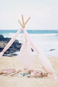seaside picnic {dreamy}