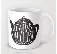 Tea time anytime