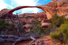 Arches National Park is located on the Colorado River 6 km North of Moab, in eastern Utah. It is known for preserving over 2000 natural sandstone arches. Go to www.YourTravelVideos.com or just click on photo for home videos and much more on sites like this.
