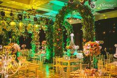 Boda estilo Jardín Escondido en Corrientes by GLORIOSA #deco #wedding #event