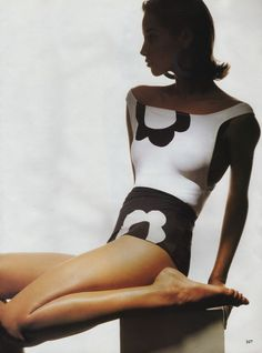 Photo by Irving Penn for US Vogue 1989