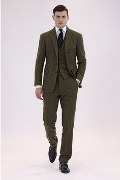 Ralph Lauren Purple Label - Pasarela