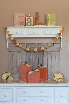 Fall Decor – Pumpkin