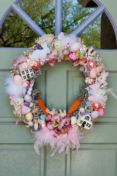 Easter wreath ♥