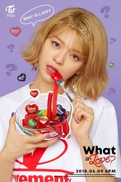 Jeongyeon — TEASER TWICE THE 5TH MINI ALBUM <What is Love?> #Twice #Jeongyeon #GongJeongyeon