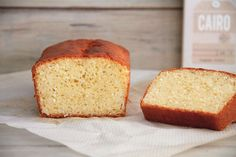 Bizcocho de coco - Recetas Thermomix | MisThermorecetas A Food, Banana Bread, Desserts, Cakes, Coconut Brownies, Sunflower Oil, Bagels, Fairy Cakes, Afternoon Snacks
