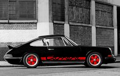 Porsche RS Carrera 2.7