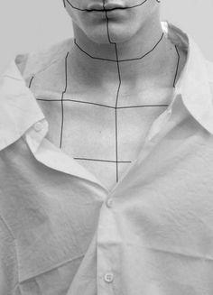 lines on body