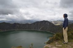 north yungas road between bolivia and peru | The Quilotoa Loop | The Backpacker Report