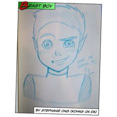 Beast Boy from Teen Titans by deviantart artist Stephanie Ong ( Kohng ) at #longbeachcomicexpo #lbce2014. This was really cute! Stephanie and her friend fangirled at my sketchbook, and I fanboyed at their keychains. :p  #beastboy #teentitans #teentitansgo #cute #artist #art #sketch #sketches #sketchbook #commission #signature #deviantart #artist (at Long Beach Comic Con)