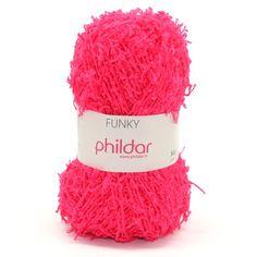 Phildar Funky leuk garen voor kinderkleding