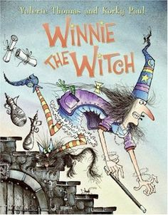 Winnie the Witch by Valerie Thomas & Korky Paul · Story Snug Winnie The Witch, Children's Picture Books, Mighty Girl, Children's Literature, The Witcher, Children's Book Illustration, Book Illustrations, Story Time, Book Worms