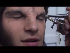 ▶ Teen Wolf Werewolf Makeup Video - YouTube