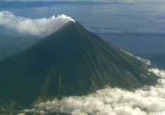 Mayon Volcano, Manila