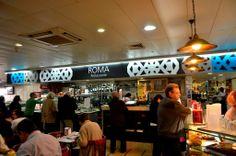 Restaurante Café Roma - Centro Comercial Roma   http://www.comerciodealvalade.pt/negocios-locais/restaurante-cafe-roma/  #caferestauranteroma #restaurantecaferoma #avenidaderoma #centrocomercialroma #comerciodealvalade