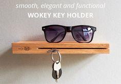 Wohood | Wokey Key Holder | Designed by Xander Abbink & Ralf Frickel