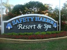 Beautiful Safety Harbor Spa
