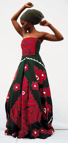 Its All About African Fashion