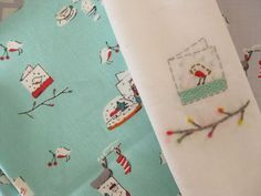 Aneela Hoey's New Fabric Line - out in July