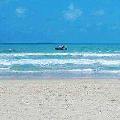 O paraíso é  aqui! Beach. Fortaleza -Brazil.