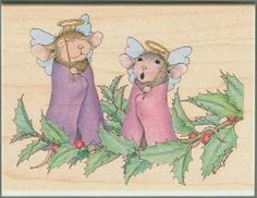 Little Angels in a Christmas Pageant Christmas Jokes, Christmas Angels, Christmas Art, Christmas Pageant, House Mouse Stamps, Mouse Pictures, Cute Rats, Pet Mice, Cute Mouse