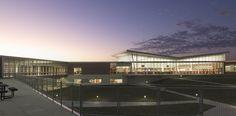 Blue Valley Southwest High School/  Overland Park, Kansas/Perkins+Will
