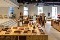 Kapok Singapore has landed. The Hong Kong-based multi label lifestyle boutique and compass of cool has opened at the National Design Centre (NDC). National Design Centre, Singapore City, Top Destinations, The Selection, Table Settings, Display, Luxury, Classic, Furniture