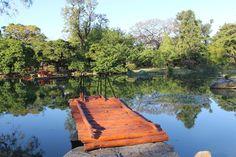 Jardim Japonês, em Buenos Aires.