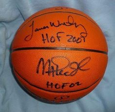 Magic Johnson Signed Ball - & James Worthy COA w HOF 'd - PSA/DNA Certified - Autographed Basketballs by Sports Memorabilia. $341.67. Magic Johnson & James Worthy Signed Lakers Basketball PSA/DNA COA w/ HOF Auto'd