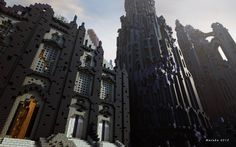Game of Thrones locations recreated in Minecraft - 8 of 17