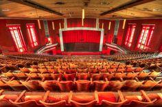 Top 20 des (jolies) photos de théâtres abandonnés | Topito