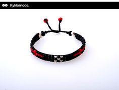 Black Bracelets, Collection, Black, Jewelry, Fashion, Moda, Jewlery, Black People, Jewerly