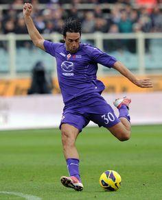 Luca Toni Celebration