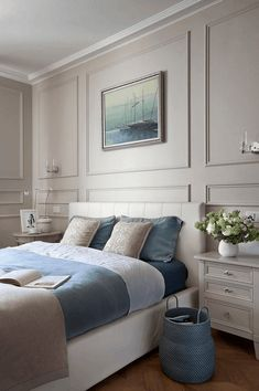 The best gray paint for north south facing homes. Choosing paint can be complicated but these colors work perfectly in a north south facing home. Luxury Bedroom Furniture, Home Decor Bedroom, Modern Bedroom, Bedroom Classic, Kids Bedroom, Best Gray Paint, Bedroom Floor Plans, Master Bedroom Design, Master Bedrooms