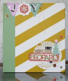 December Memories by Heather Leopard
