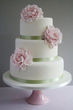 Wedding cake #wedding #cakes #weddingcake
