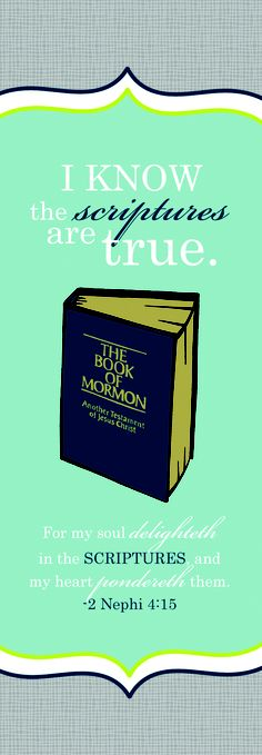 We believe the Bible to be the word of God, as far as it is translated correctly. We also believe the Book of Mormon to be the word of God.