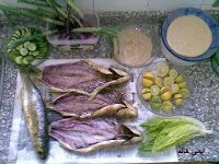 Feseekh (salted fish)